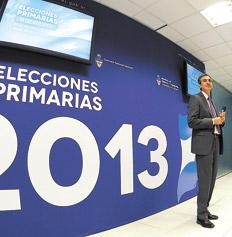 PASO 2013