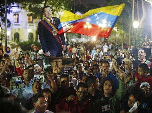 Seamos como Chávez