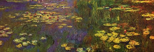 Les Nymphéas - Claude Monet 038